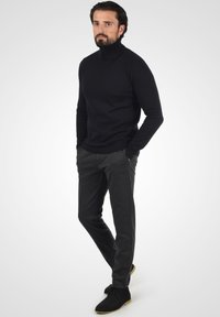 Solid - AGRIO - Jumper - black - 1