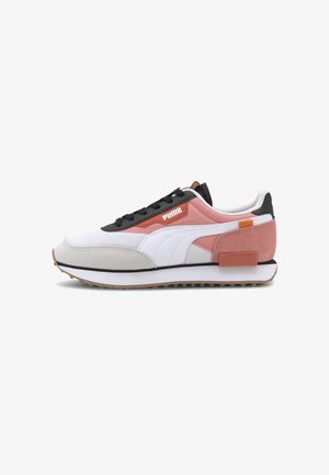 FUTURE RIDER NEW TONES UNISEX - Trainers - puma white-salmon rose
