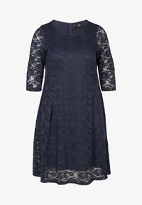 Zizzi - Day dress - blue - 3
