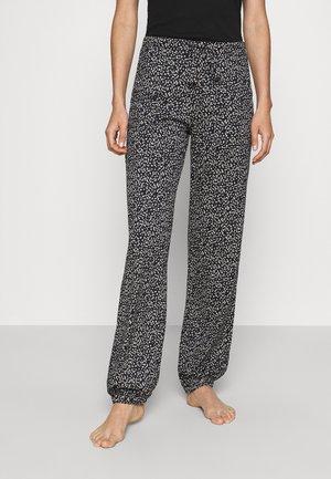 PANTS - Pyjamasbukse - schwarz