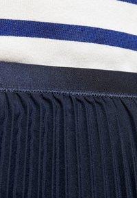 Polo Ralph Lauren - Plisovaná sukně - cruise navy - 5