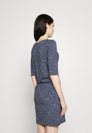 TAMY - Jersey dress - navy