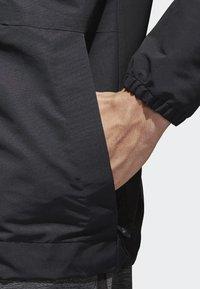 adidas Performance - ADIDAS Z.N.E. ANTHEM SUPERSHELL - Training jacket - black - 4