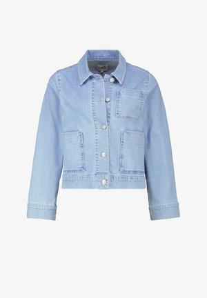 Spijkerjas - wash blue