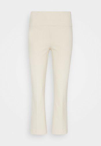 TREECA - Pantalon classique - ecru