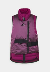 adidas Performance - URBAN COLD.RDY OUTDOOR VEST 2 in 1 - Waistcoat - powber - 0