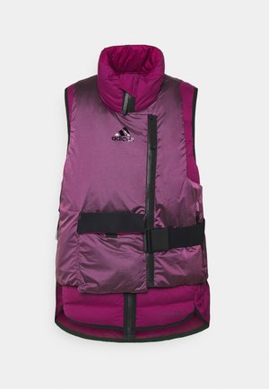 URBAN COLD.RDY OUTDOOR VEST 2 in 1 - Smanicato - powber