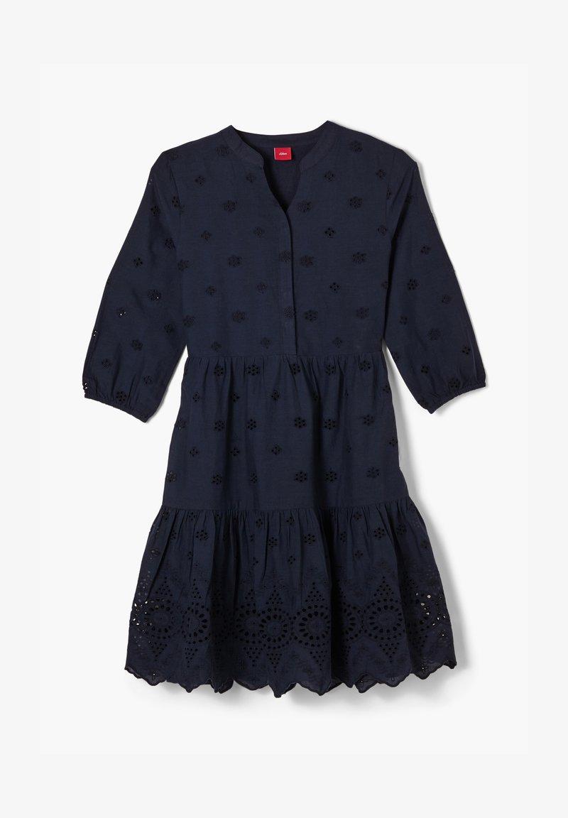 s.Oliver - Day dress - blue