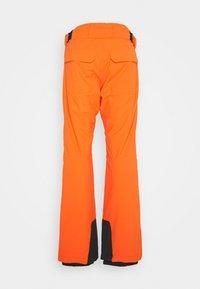 J.LINDEBERG - TRUULI SKI PANT - Snow pants - juicy orange - 7