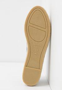 Vidorreta - Espadrilles - raya casona jeans - 6