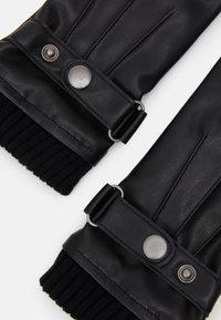 Jack & Jones - JACJOEY GLOVES - Gloves - black - 2