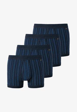 4 PACK  - Pants - dunkelblau