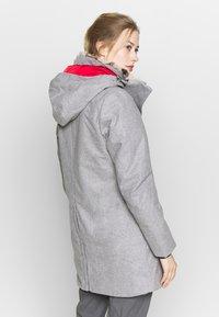 Luhta - ISOKURIKKA  - Winter coat - light grey - 7