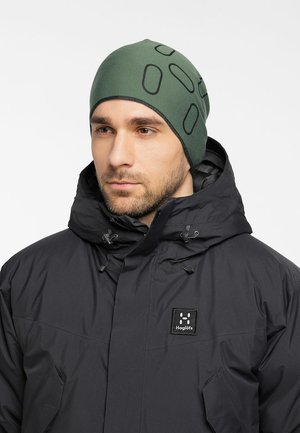 FANATIC PRINT CAP - Beanie - fjell green/trail green