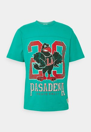 T-shirts print - water green