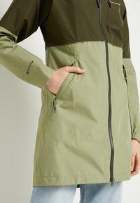 Berghaus - Soft shell jacket - green - 6