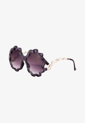 Zonnebril - purple gradient