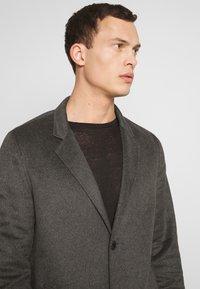 Jack & Jones PREMIUM - JPRFLOW  - Krátký kabát - light grey melange - 3