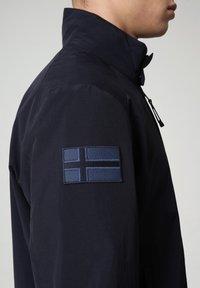 Napapijri - AGARD - Bomberjacka - blu marine - 5