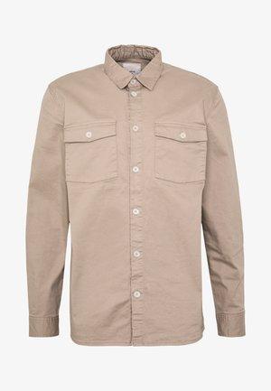VERMONT - Overhemd - khaki