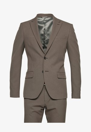 DREJER JEPSEN SUIT - Costume - brown