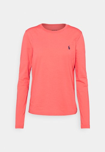 TEE LONG SLEEVE - Maglietta a manica lunga - amalfi red