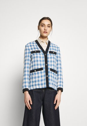 Summer jacket - spring blue