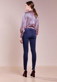7 for all mankind - HIGHTWAIST - Jeans Skinny - indigo - 2