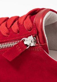 Gabor Comfort - Sneakers laag - rubin/rosso - 2