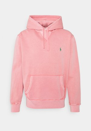 HOOD LONG SLEEVE - Collegepaita - desert rose