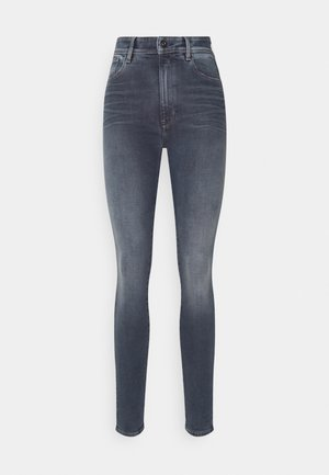 KAFEY ULTRA HIGH SKINNY WMN - Jeans Skinny Fit - stone blue denim