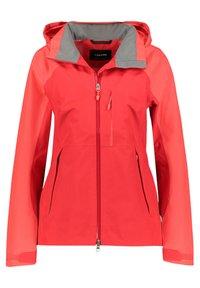 "Schöffel - DAMEN ""PADON L"" - Outdoor jacket - rot (500) - 3"