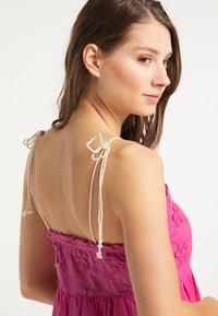 IZIA - Długa sukienka - pink - 3