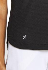 Daily Sports - HEDDA - Polo shirt - black - 5