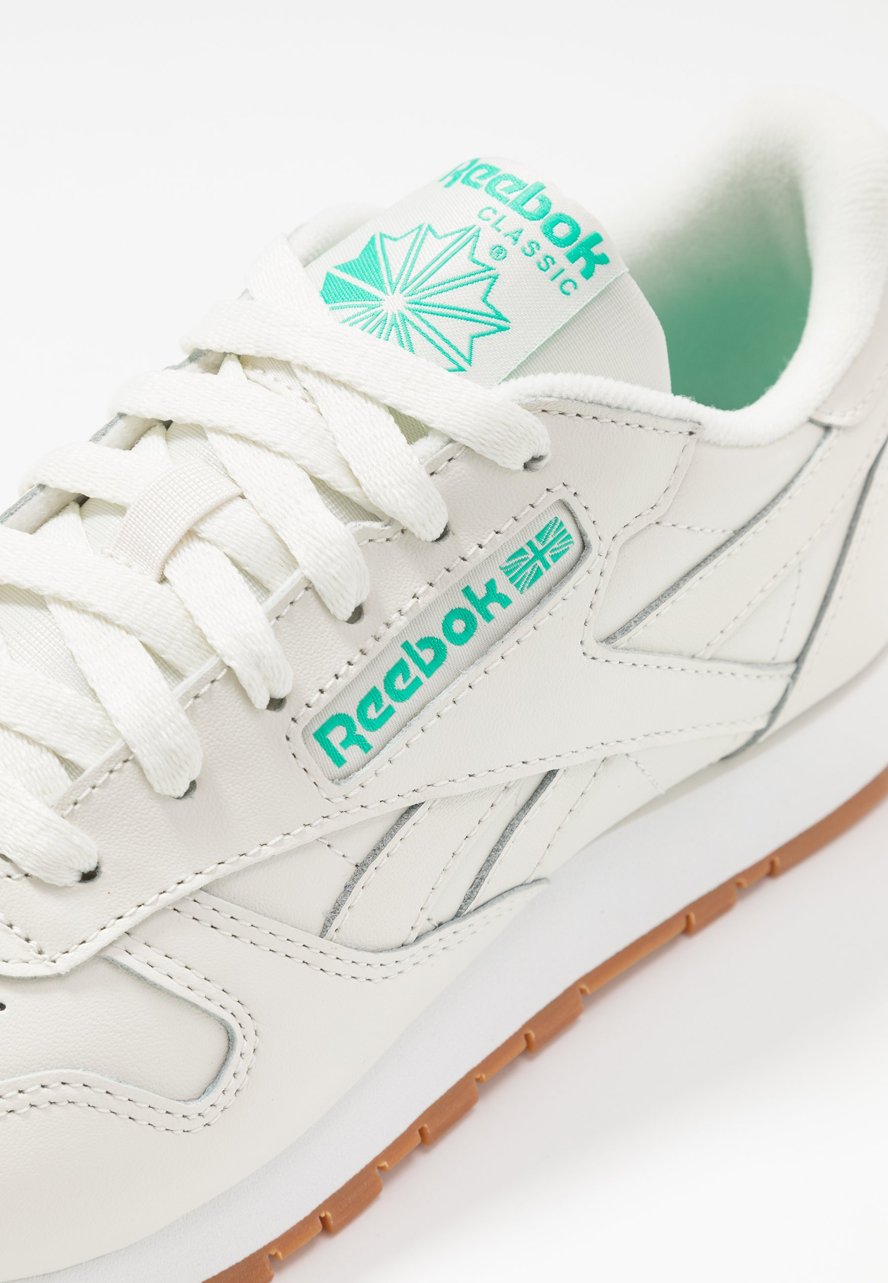 Reebok Classic CLASSIC Sneaker low chalk/green/white/offwhite