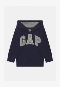 GAP - TODDLER BOY LOGO - Sweat à capuche - blue galaxy - 0