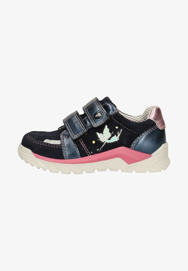Sneakers laag - nautic/blush