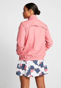 Puma Golf - HALF ZIP - Veste coupe-vent - rapture rose - 2