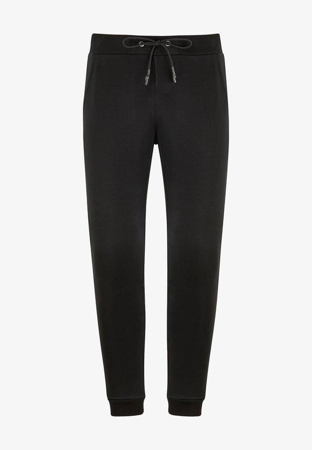 TIGER-LIGHTNING JOGGER - Pantaloni sportivi - black