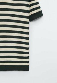Massimo Dutti - Polo shirt - evergreen - 4