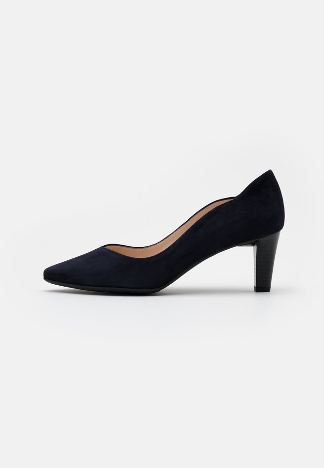 MALIN - Klassiske pumps - navy