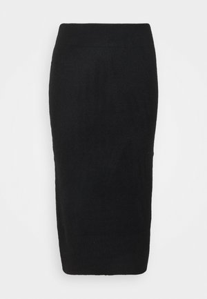 ONLCILLE SKIRT  - Pencil skirt - black