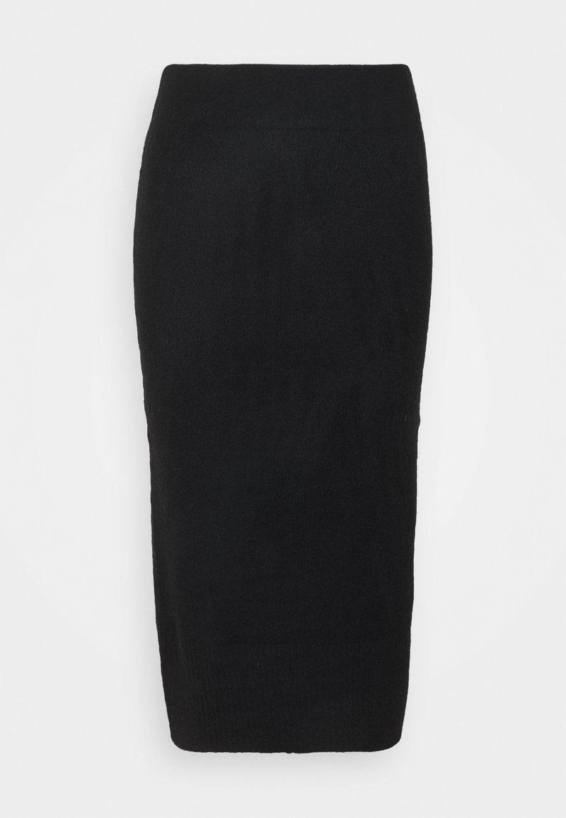ONLY - ONLCILLE SKIRT  - Blyantskjørt - black