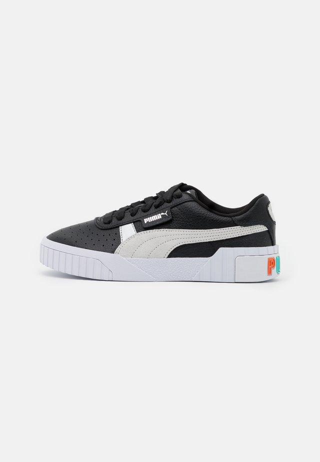 CALI VARSITY  - Sneakers basse - black/white