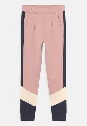NKFKOMIA  - Spodnie treningowe - pale mauve