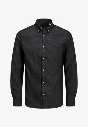 LEON - Shirt - black denim