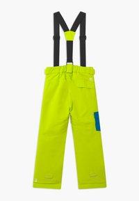Dare 2B - TIMEOUT UNISEX - Zimní kalhoty - lime/petrol - 1