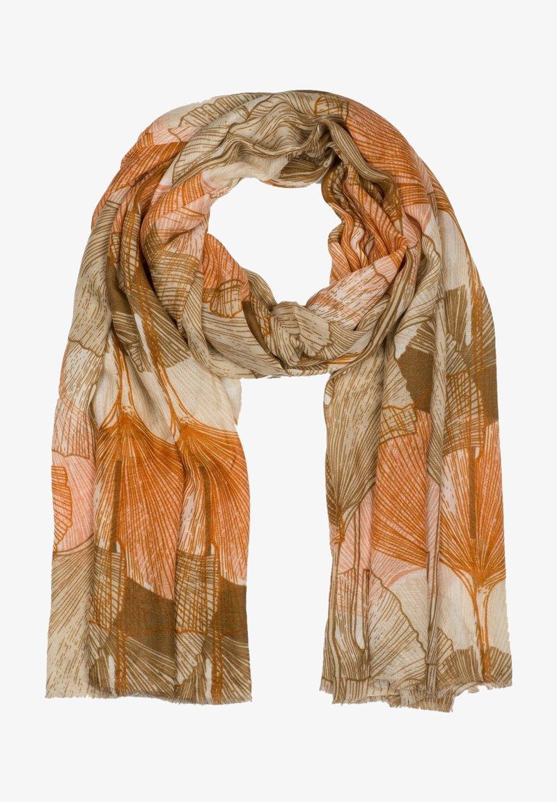 STYLEBREAKER - Scarf - orange braun