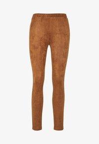 Culture - CUDELIA  - Leggings - Trousers - lion - 3