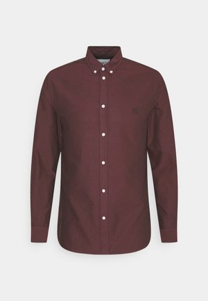 CHRISTOPH  - Shirt - burgungy